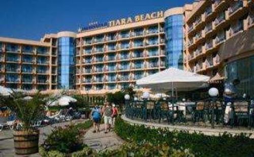 Почивка лято 2017 в Топ хотел до плажа, All Inclusive след 24.08 в Тиара Бийч, Слънчев бряг