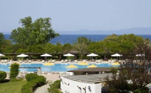 Почивка в Athos Palace Hotel, Халкидики - Касандра, на цена от 85.60 лв.
