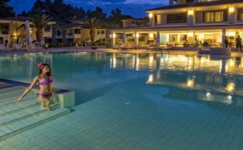 Почивка в Lagomandra Beach Hotel, Халкидики - Ситония, на цена от 67.60 лв.