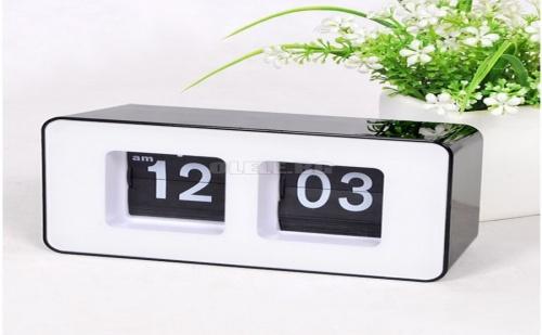 Настолен ретро часовник Sencor Auto Flip clock