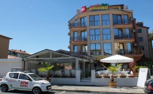 Най-Добра Цена за Лятото - Хотел Атм Хавай в Лозенец! Не е за Вярване - Цени от 127лв. за Двама за Пакети от 3, 4 и 5 Нощувки със Закуски и Вечери!