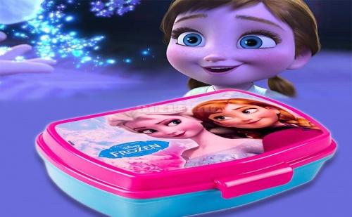 Детска кутия за обяд Frozen