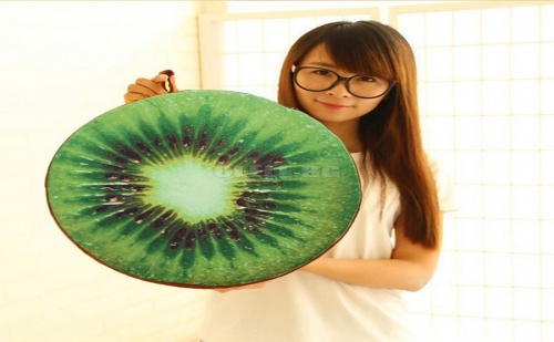 Плодова 3D Възглавничка за Сядане
