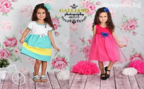 Запазете Спомените Завинаги! Детска или Семейна Фотосесия от Galliano Photography
