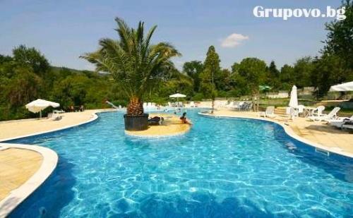 През Септември лукс почивка в Балчик! Нощувка със закуска + 2 басейна и СПА в Hotel Elit Palace and Spa