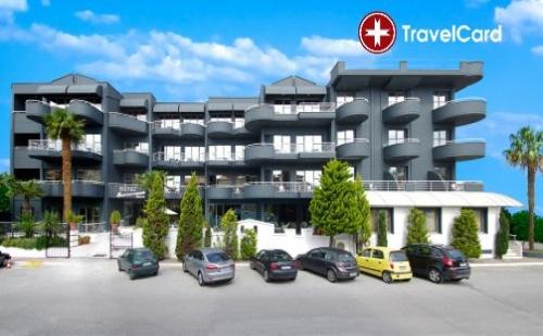 Късно лято в хотел Mediterranean Resort 4*, Олимпийска Ривиера