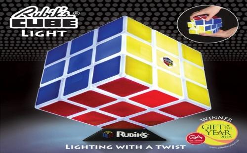 Лампа – Куб на Рубик