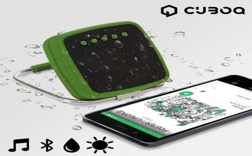 Bluetooth Тонколона със Соларна Батерия
