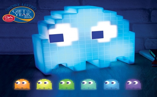 """Лампа """"Pac-Man"""""""