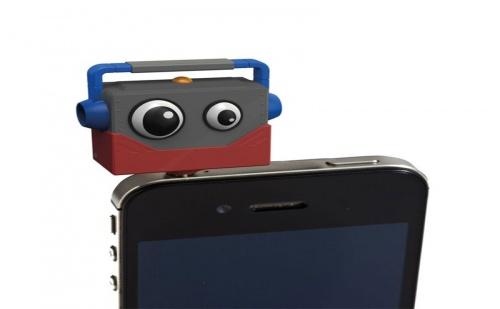 Смартфон Аудио Сплитер - Робот
