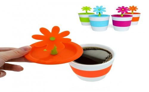 """Чаша за Кафе """"Цвете"""""""