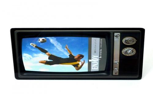 Ретро Tv Рамка за Снимки