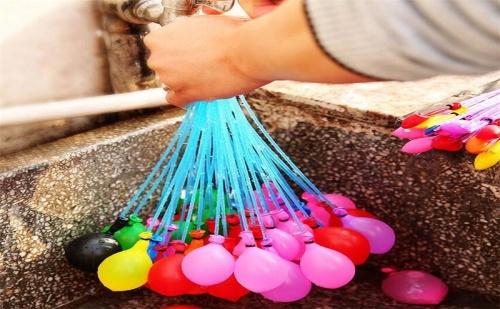 Водни Балони – 111 Броя в Комплект