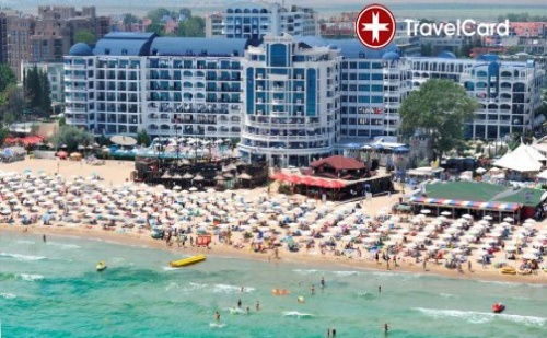 4* ALL Inclusive морски пакети в хотел Чайка, к.к. Слънчев бряг