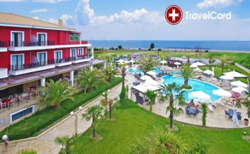 Приказно почивка в хотел Mediterranean Princess 4*, Олимпийска Ривиера
