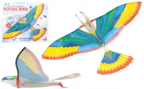 Механична летяща птица