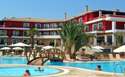 Super Last Minute за 22-Ри Септември в Гърция - Специална Оферта от Хотел Mediterranean Princess, Олимпийска Ривиера! 4 Нощувки на човек в Двойна Стая Изглед Море + 4 Закуски и Вечери!