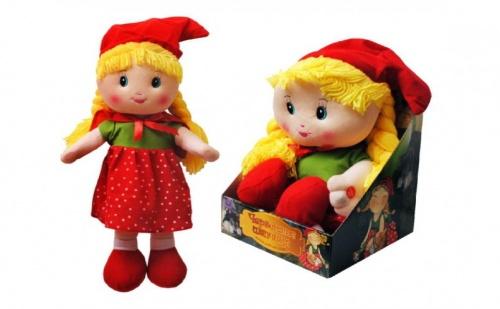 Голяма интерактивна кукла Червената шапчица