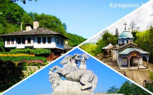 Еднодневна Екскурзия до Габрово, Етъра и Соколски Манастир от Еко Тур Къмпани