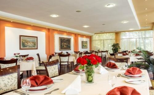 Нова Година в Хотел Банкя Палас на Страхотна Цена само Сега! 1, 2 или 3 Нощувки със Закуски и Вечери + Включена Празнична Вечеря!