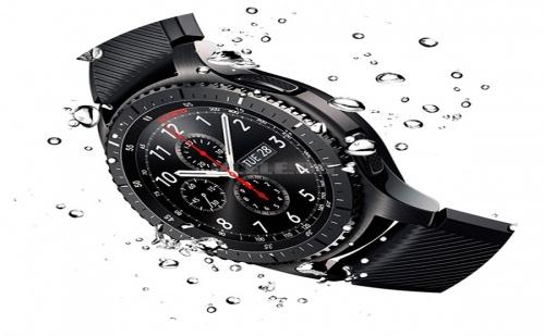 Смарт часовник Samsung Galaxy Gear S3 Frontier