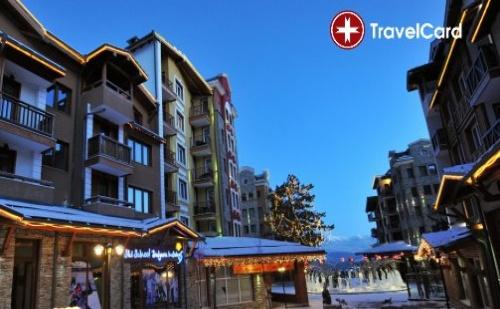 5* Коледа в Пирин Голф & Спа Хотел
