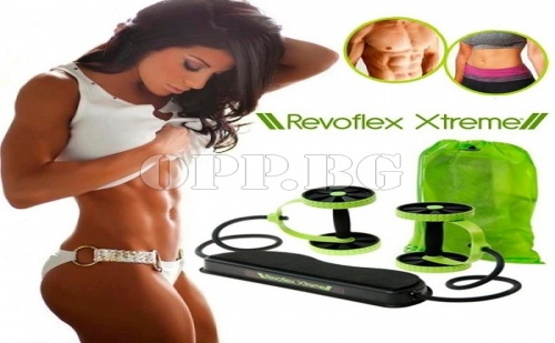Домашен фитнес уред Revoflex Xtrme