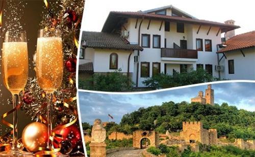 Нова Година в Арбанаси. Три Нощувки, Три Закуски и Новогодишна Вечеря в Хотел Марая
