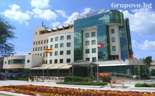 Нощувка със закуска + басейн и релакс зона в Diplomat Plaza Hotel & Resort****, Луковит