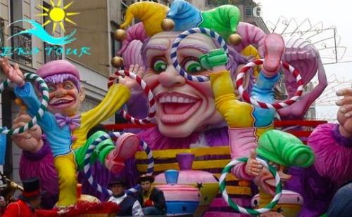 Eкскурзия за Карнавала в <em>Ксанти</em>, Гърция! Транспорт + Нощувка със Закуска в Драма