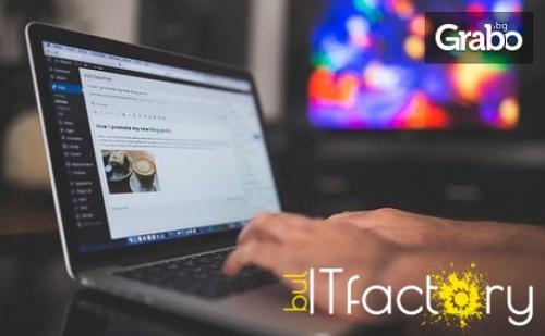 Онлайн Курс по Разширено Уеб Програмиране за Начинаещи с Html и Css, Плюс Бонус - Курс създаване на Бизнес Уеб Сайт