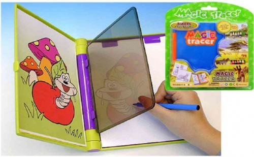 Комплект за Рисуване и Оцветяване с Рефлектор