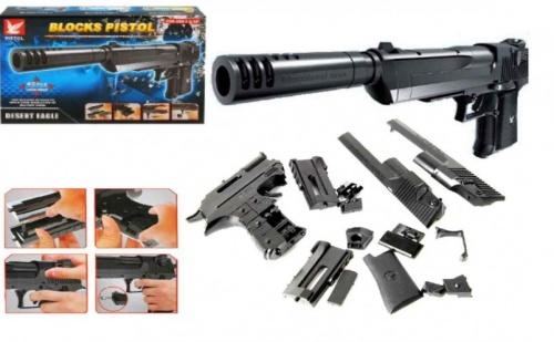 Конструктор 45 Елемента Пистолет