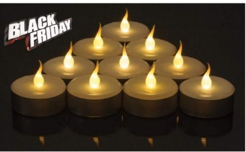 Led Чаени Свещи 4 бр