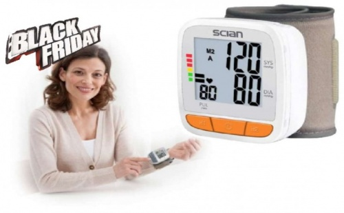 Прецизен Апарат за Измерване на Кръвно Налягане