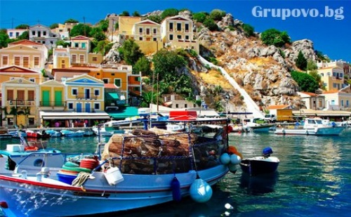 Екскурзия до Родос и Мармарис! Самолетен Билет, 7 Нощувки със Закускии Богата Туристическа Програма от Премио Травел