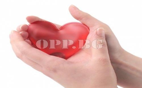 Топлилка за Ръце във Формата на Сърце