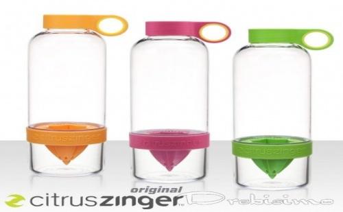Бутилка - Сокоизстисквачка Citrus Zinger