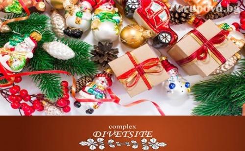 Коледа край Ичера и <em>Жеравна</em>. 2 нощувки, 2 закуски и Коледна вечеря от Комплекс Дивеците