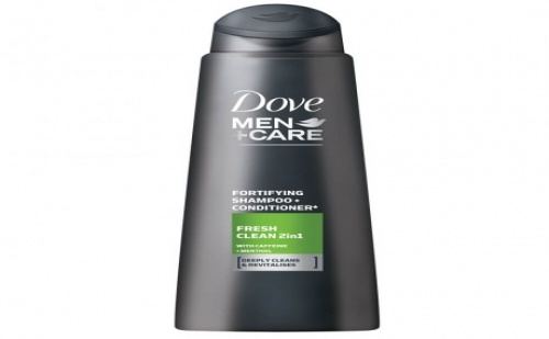 Dove Men + Care Fresh Clean 2 in 1 Fortifying Shampoo & Conditioner