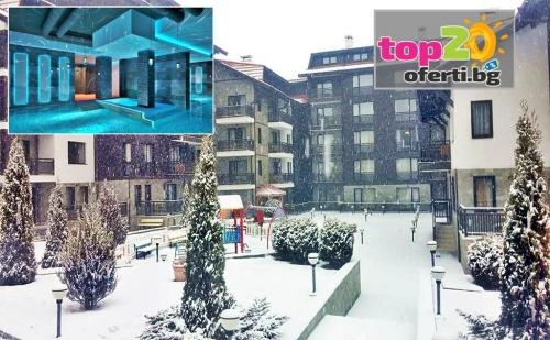 Ски Зима Край <em>Банско</em>! 1, 3, 5 или 7 Нощувки със Закуски и Вечери + Закрит Басейн + Нов Спа Център в Хотел Балканско Бижу от 59 лв. на човек!