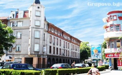 Нощувка само за 17.50 в Центъра на <em>Пловдив</em> в Хотел Елит Палас
