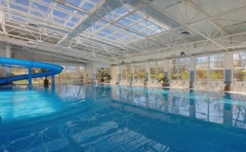 Почивка в Хисаря - Спа Хотел Аугуста! Предпочитан Хотел за Почивка - Пакети със Закуска + Ползване на Външен и Вътрешен Басейн!