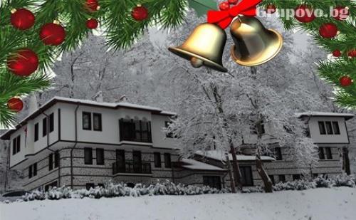 Коледа в <em>Мелник</em>! Две нощувки със закуски + Празнична вечеря от хотел Речен Рай