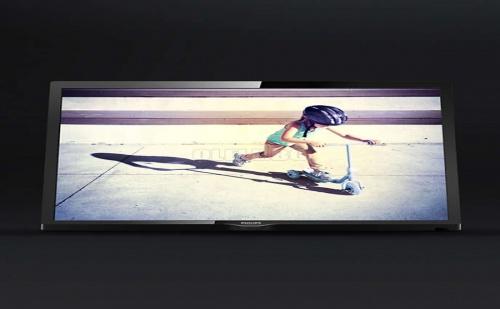 Full HD Ултратънък LED телевизор Philips 4000