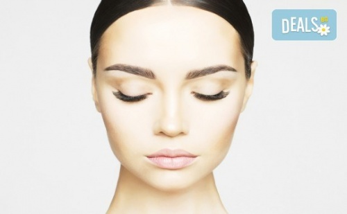 Поставяне на Копринени Мигли по Метода косъм по Косъм или 3D от Козметично Студио Ма Бел!