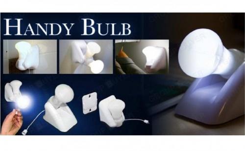 Безжична Лампа Handy Bulb