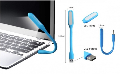 Led Лампа за Лаптоп с Usb