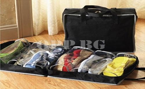 Практичен Органайзер Чанта за Обувки