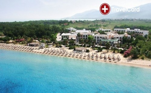 Ранни Резервации в Хотел Ilio Mare Beach 5*, <em>Тасос</em>